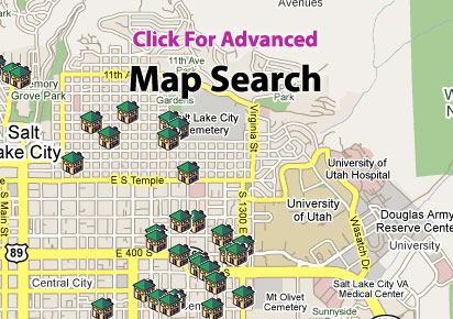 Salt Lake MLS Map Search