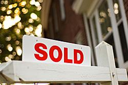 Salt Lake County Homes Sold Sign