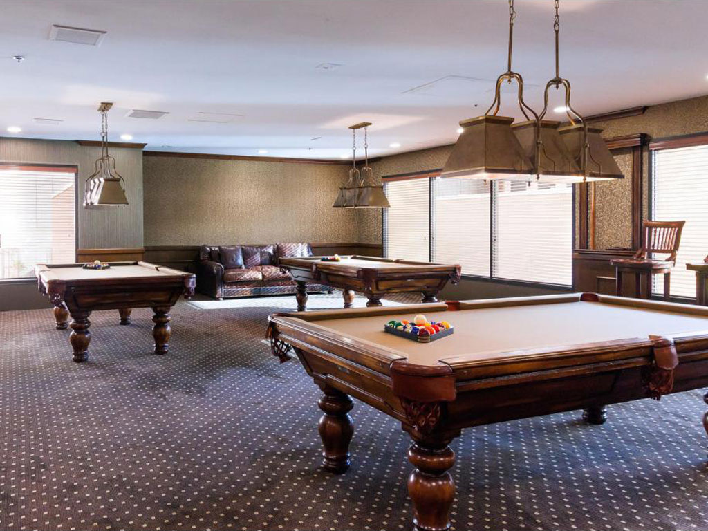 American Towers Games Room