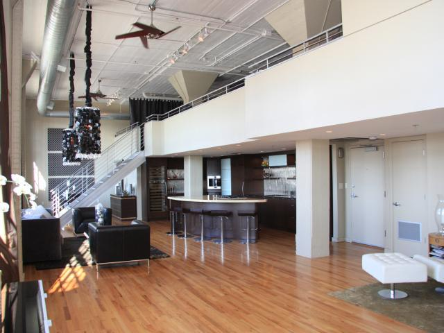 Broadway Lofts Typical Interior