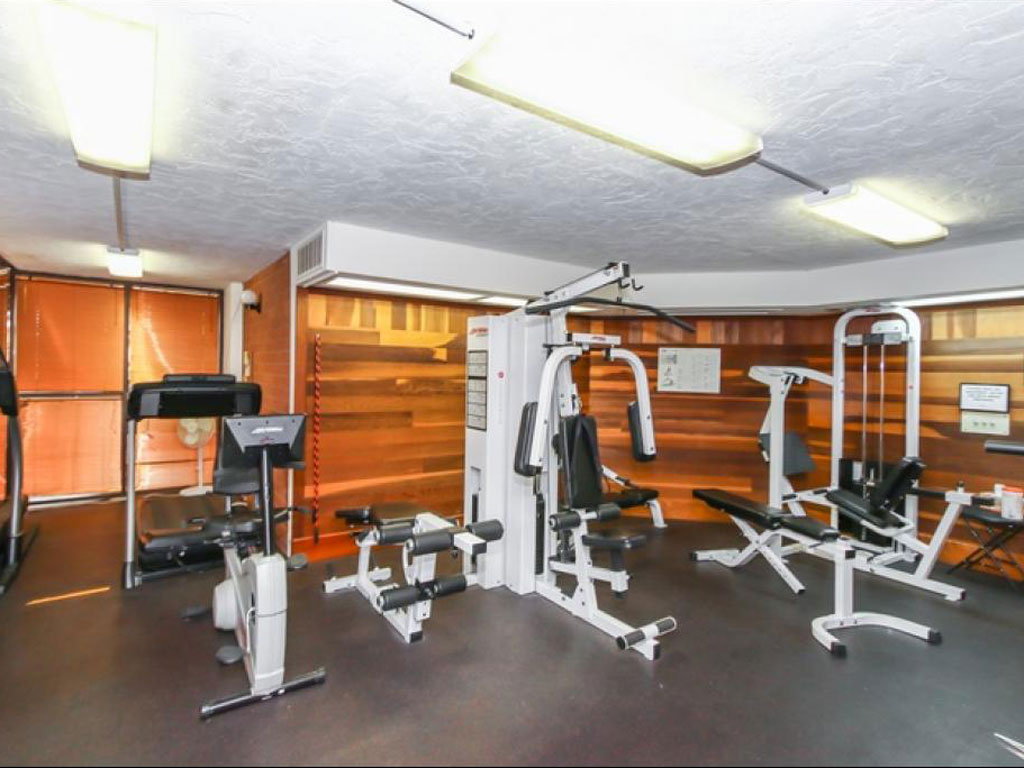 Garden Towers Exercise Room