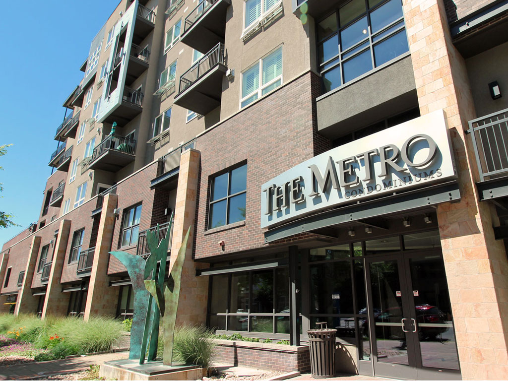 Metro Condos Development Salt Lake City
