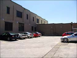 Pierpont Lofts Secured Parking