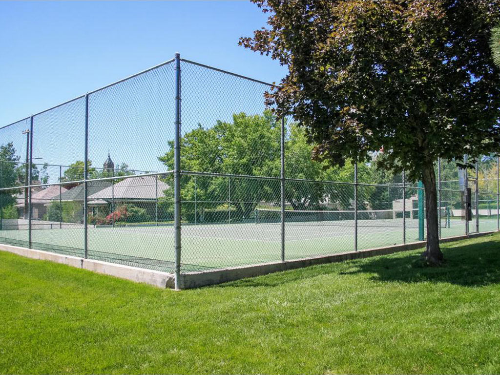 Towne Park Tennis Court
