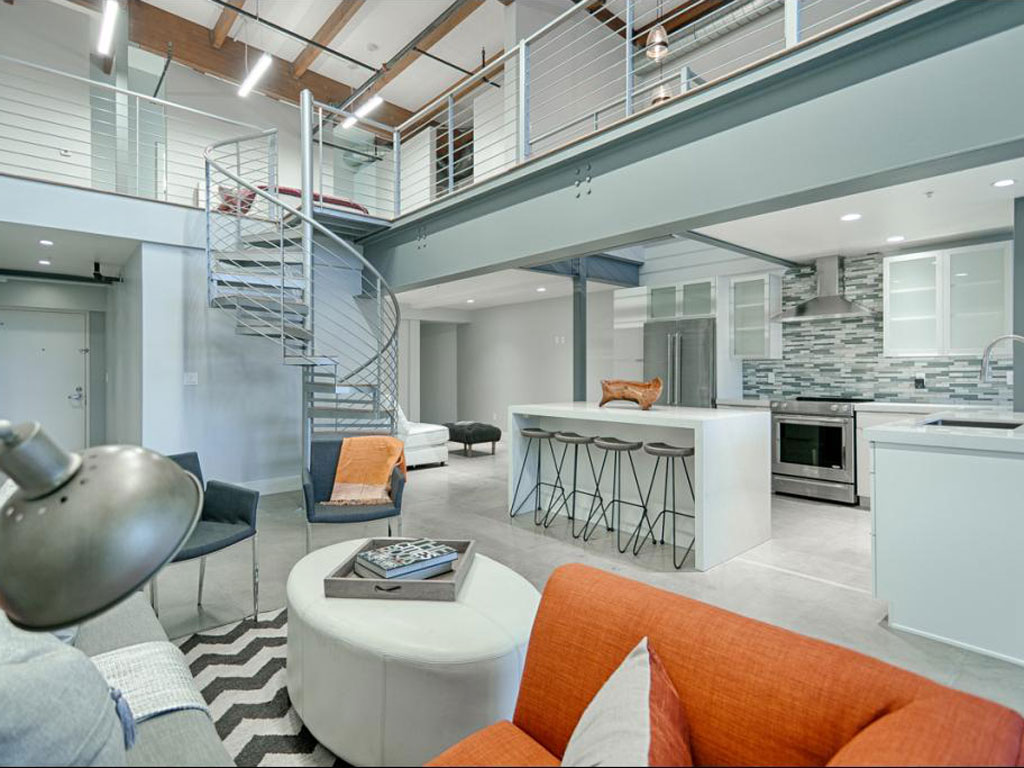 Westgate lofts penthouses and townhomes salt lake city utah