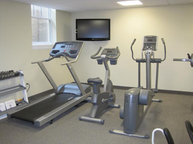 Workout Room
